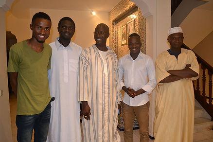 (C) HE Alasana ST Jammeh, Ambassador of The Gambia to Morocco