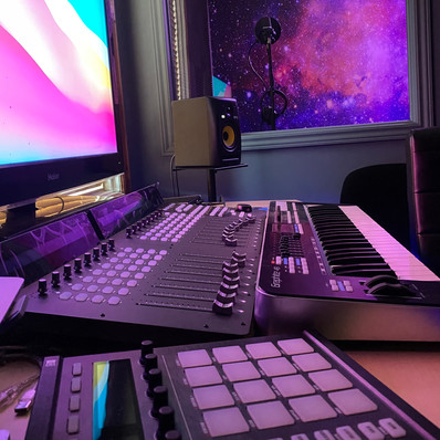 MUSIC LESSONS & PRODUCTION