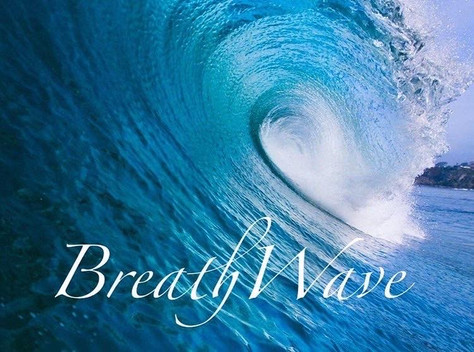 BreathWave, Conscious Breathing - Jan. 22nd 8:00PM