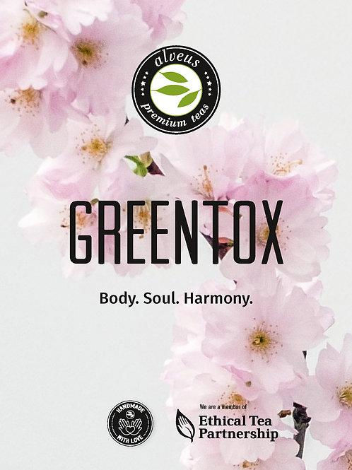 Pomlajevalni čaj - Greentox Beauty