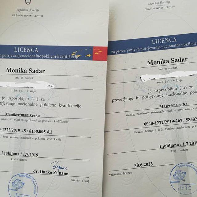 Licenca za komisijo