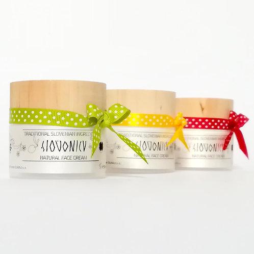 Slovonicu - naravna krema z antioksidanti