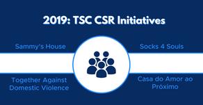 2019: TSC CSR Initiatives