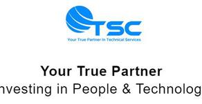 TSC October Newsletter