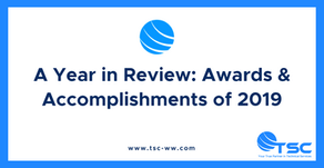 A Year in Review: Awards & Accomplishments of 2019