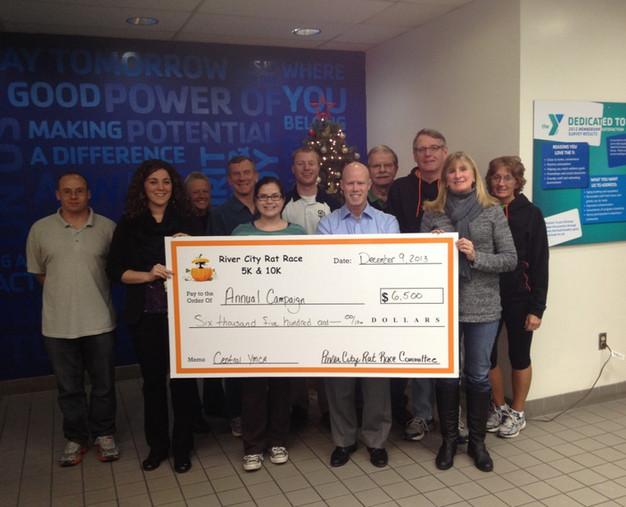 River City Rat Race Raises $6,500!
