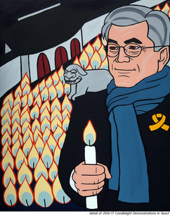 Anti-Corruption Candlelight Demonstrations of 2016-2017 in Seoul