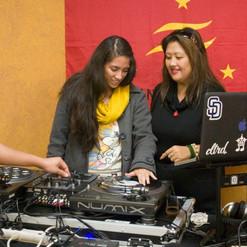 DJ Lessons at Filipino Food and Bakery