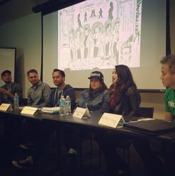 Empire of Funk Panel at UC Irvine