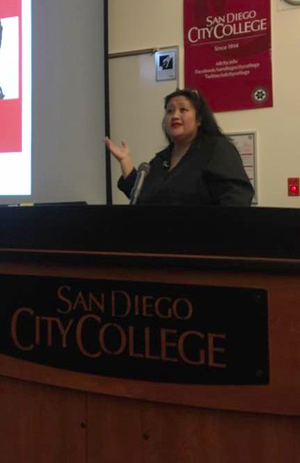 Social Justice Conference at City College