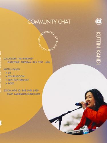 Kuttin KandiPortrait CC Guest Speakers (