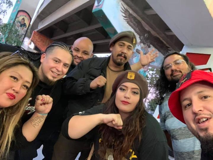 Rebel Diaz and Brown Berets