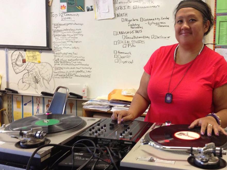 Teaching DJing LA