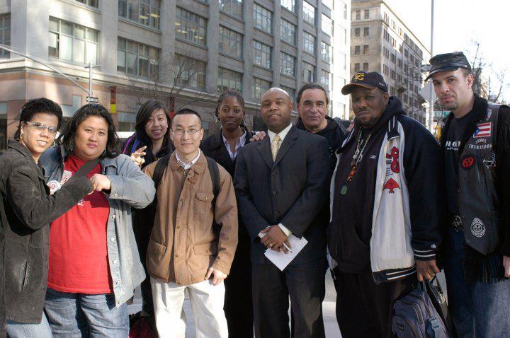 Hot 97 Meeting with R.E.A.C.Hip-Hop 2005
