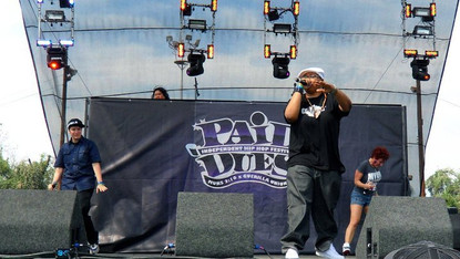 Paid Dues Festival with Invincilble, Kandi Cole and Eternia