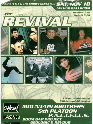 Revival circa 1999