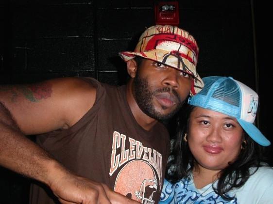 Pharaohe Monch and Kandi
