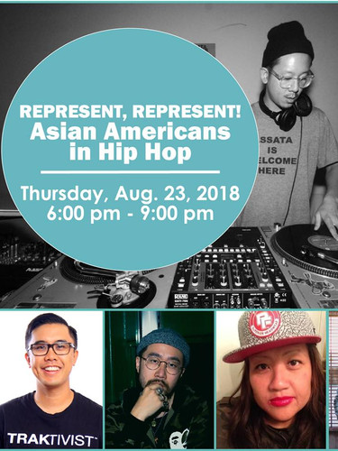 Asian Americans In Hip Hop