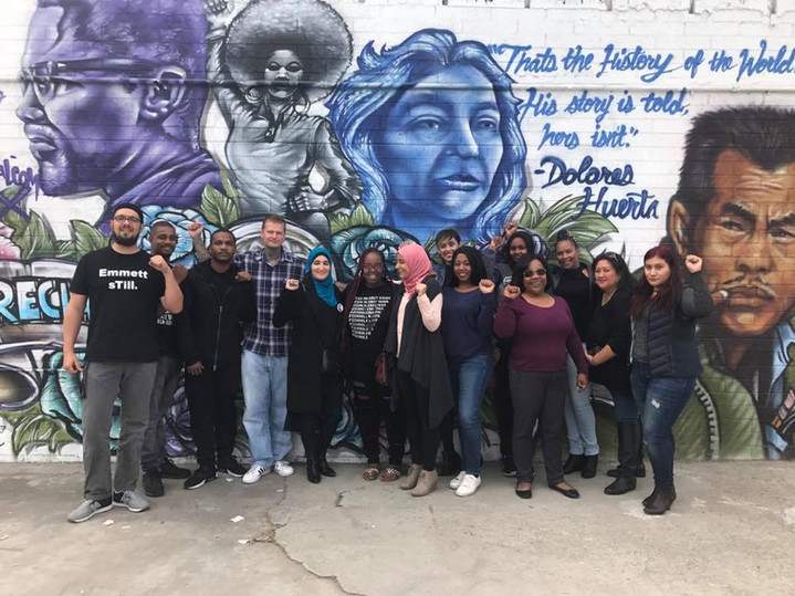 Pillars of the Community with Linda Sarsour