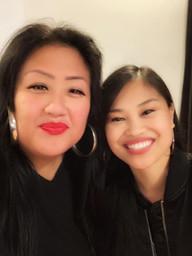 Kandi and Ruby Ibarra