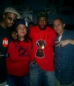 Pack FM, Kandi and Jeru the Damaja