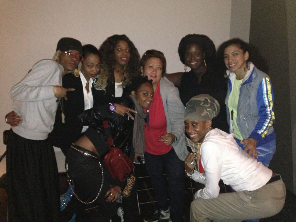 Womxn in Hip Hop, NYC 2013