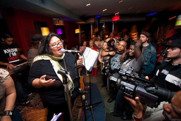 Kuttin Kandi Reunion Show in NYC 2009