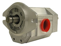 An example of the L series Vickers cylinder from Eaton, as distributed and provided for by Stewart hunt.
