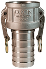 Cam and Groove Fitting from Dixon Hose Fittings and Accessories.