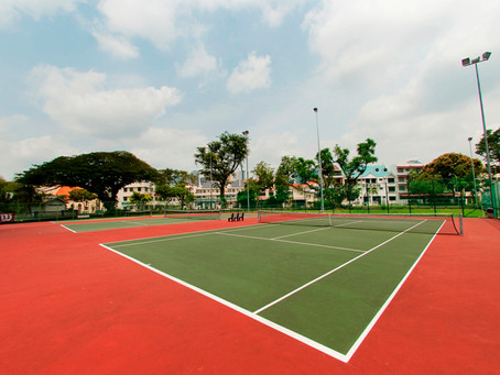 TENNIS COURTS IN SINGAPORE