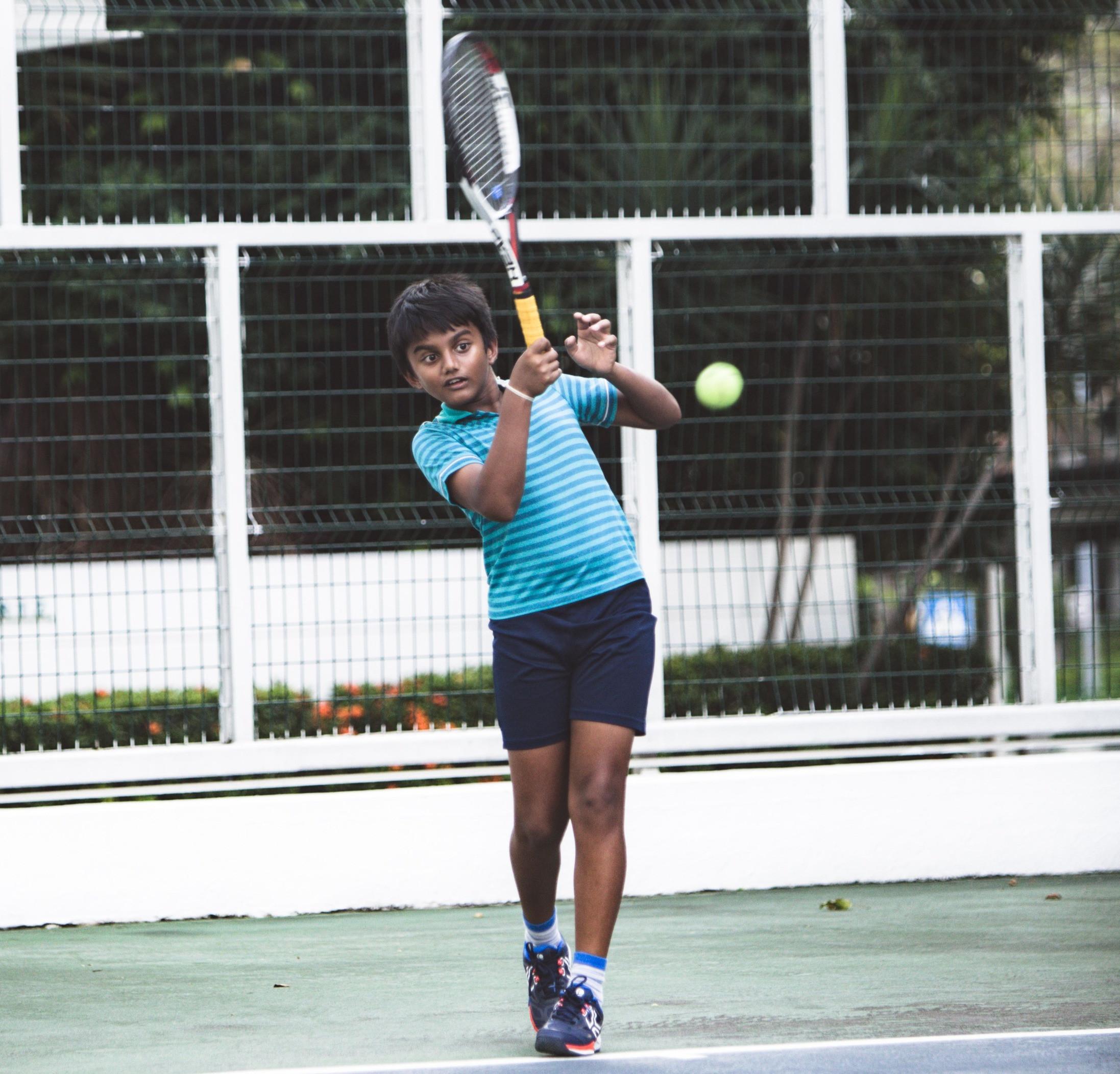 Advanced Junior Tennis Program