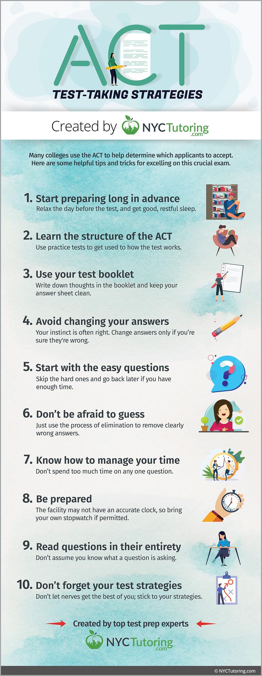 ACT Test-Taking Strategies