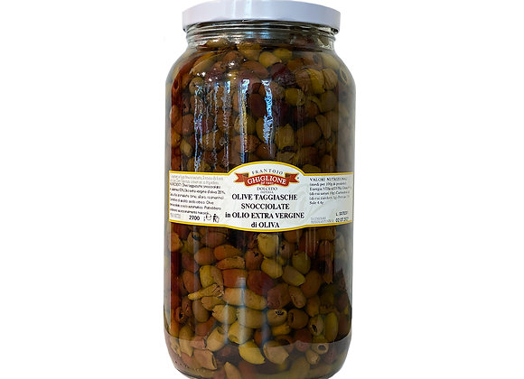 Olive Taggiasche 2800g