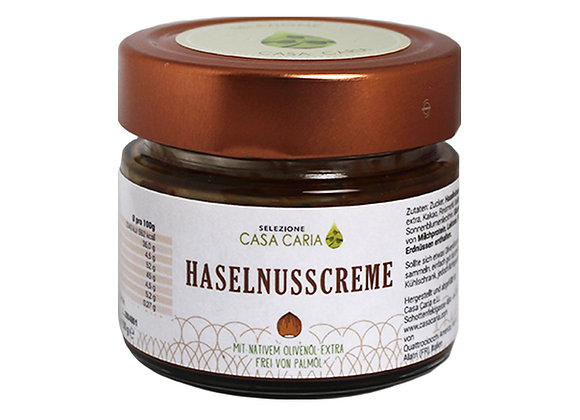 Crema Haselnuss 150g