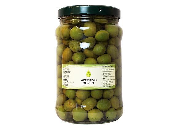 Oliven Aperitivo 950g