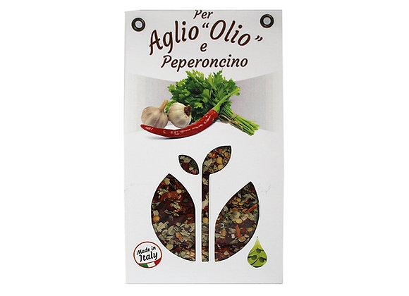 Aglio Olio Peperoncino Gewürz 100g