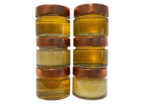 Honig 5 Varianten je 150g