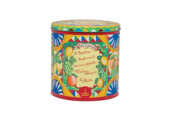 Panettone Dolce & Gabbana mit Vino Vecchio Samperi 1000g