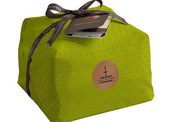 Panettone  Birne & 2 x Schokolade 1000g