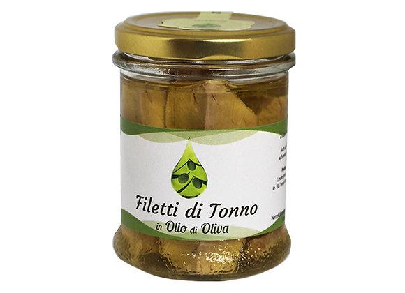 Tonno Filetti 200g