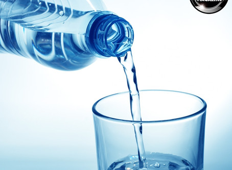 DRINK YOUR WATER!