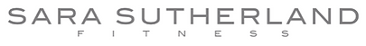 Sara Sutherland Fitness Logo