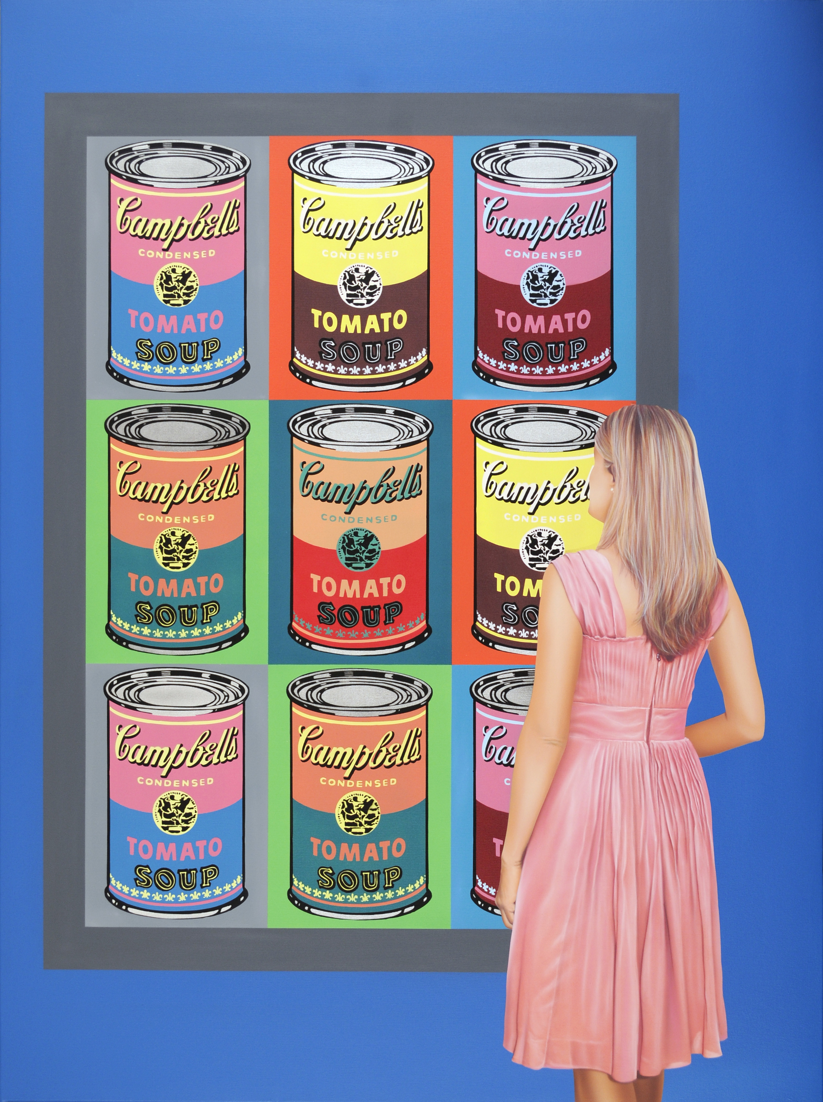 Musee campbell soup warhol