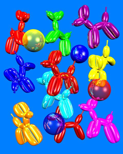 Ballon-Dog