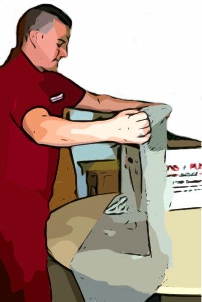 Packer / Packmeister zum EInpacken / Auspacken von Umzugskartons / Kartons
