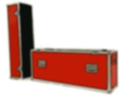 Schutzkoffer für Flachbildschirme Schutzhülle für Fernseher