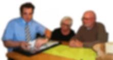 Seniorenumzug / Seniorenumzüge mit Vollservice für unsere Kunden