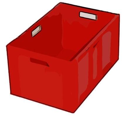 Kunststoffkisten Kunstoffkisten für den Transport von Chemikalien und anderen Laborstoffen ohne Gefahrt von Auslaufen