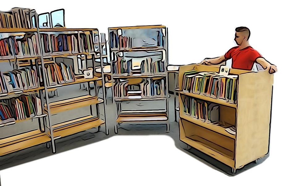 Umfangreiche Erfahrung in Bibliotheksumzug / Bibliotheksumzügen bzw. Medienumzug / Medienumzüge in Duisburg Ratingen Düsseldorf Dinslaken Mülheim und Oberhausen