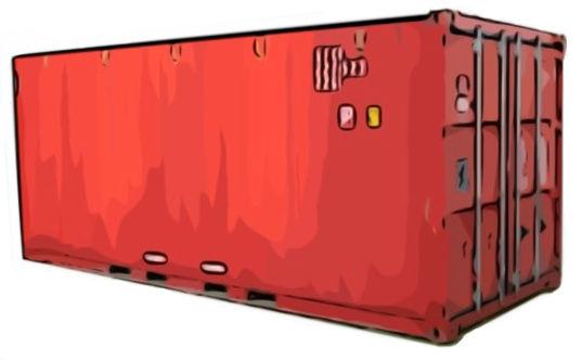 Container und Containervermietung für die Einlagerung in Duisburg